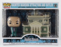 Haunted Mansion Attraction & Butler - Disney - Town #19 Funko Pop! Vinyl Figure at PristineAuction.com