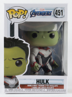 "Hulk - ""Avengers: Endgame"" - Marvel #451 Funko Pop! Vinyl Bobble-Head Figure at PristineAuction.com"