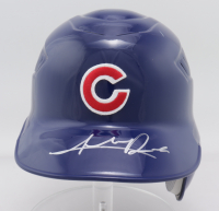 Addison Russell Signed Cubs Full-Size Batting Helmet (MLB Hologram) (See Description) at PristineAuction.com