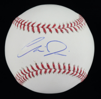 Chris Davis Signed OML Baseball (Steiner Hologram) at PristineAuction.com