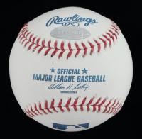 Chris Davis Signed OML Baseball (Steiner Hologram) at PristineAuction.com