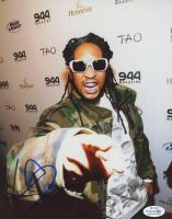 Lil Jon Signed 8x10 Photo (AutographCOA COA) at PristineAuction.com