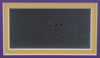 Shaquille O'Neal Lakers 14.5x20.5 Custom Framed Photo Display at PristineAuction.com