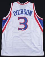 Allen Iverson Signed Jersey (JSA Hologram) at PristineAuction.com