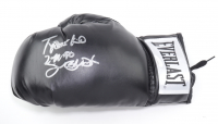 "James ""Buster"" Douglas Signed Everlast Boxing Glove Inscribed ""Tyson KO 2-11-90"" (JSA COA) at PristineAuction.com"