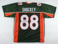 Jeremy Shockey Signed Jersey (JSA COA) at PristineAuction.com