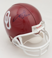 Toby Keith Signed Oklahoma Sooners Mini Helmet (JSA COA) (See Description) at PristineAuction.com