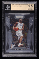 Zion Williamson 2019-20 Panini Prizm Draft Picks #1 (BGS 9.5) at PristineAuction.com