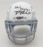"Dakota Hudson Signed Mississippi State Bulldogs Mini Helmet Inscribed ""Hail State"" (JSA COA) (See Description) at PristineAuction.com"