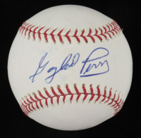 Gaylord Perry Signed OML Baseball (MLB Hologram) at PristineAuction.com