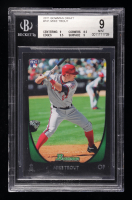 Mike Trout 2011 Bowman Draft #101 RC (BGS 9) at PristineAuction.com