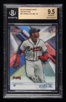 Ronald Acuna Jr. 2018 Bowman's Best Refractors #51 (BGS 9.5) at PristineAuction.com