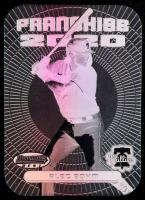 Alec Bohm 2020 Bowman's Best Franchise '20 Die Cuts Inverse Color Refractors #FFDCAB at PristineAuction.com