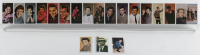 "1963 Mister Softee's ""Top 20"" Complete Set of (20) Cards with #12 Elvis Presley, #6 Frank Sinatra, #10 Bobby Darin at PristineAuction.com"