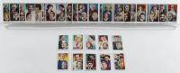 "1938 Ogden's ""Actors Natural & Character Studies"" Complete Set of (50) Cigarette Cards with #14 W.C. Fields and #27 Boris Karloff at PristineAuction.com"