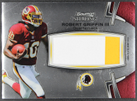 Robert Griffin III 2012 Bowman Sterling #BSJRRRG Jersey RC at PristineAuction.com