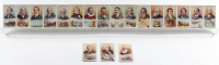 "1924 Bucktrout ""Inventors"" Complete Set of (50) Cigarette Cards with #8 Thomas Edison, #7 Benjamin Franklin, #3 Samuel Morse, #18 Guglielmo Marconi at PristineAuction.com"