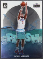 Kawhi Leonard 2019-20 Donruss Optic Splash! #5 at PristineAuction.com