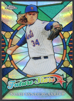 Noah Syndergaard 2016 Topps Chrome Future Stars #FS10 at PristineAuction.com