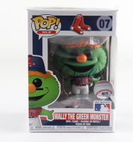 """Jim Rice Signed """"Wally The Green Monster"""" #07 Funko Pop! Vinyl Figure (Beckett COA) at PristineAuction.com"""