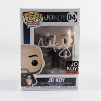 Jo Koy Signed #4 Jo Koy Funko Pop! Vinyl Figure (Beckett COA & PSA COA) at PristineAuction.com