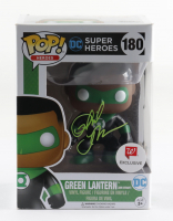 "Phil LaMarr Signed ""DC Super Heroes"" #180 Green Lantern Funko POP! Vinyl Figure (Beckett COA) at PristineAuction.com"
