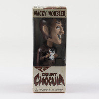 """Larry Kenney Signed """"Count Chocula"""" Wacky Wobbler Bobblehead (Beckett COA) at PristineAuction.com"""