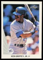 Ken Griffey Jr. 1990 Leaf #245 at PristineAuction.com