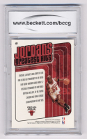 Michael Jordan 1999-00 Upper Deck Victory #430 GH (BCCG 10) at PristineAuction.com
