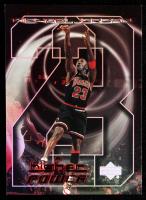 Michael Jordan 1999-00 Upper Deck MJ - A Higher Power #MJ6 at PristineAuction.com