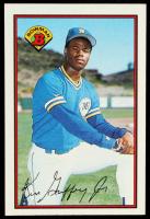 Ken Griffey Jr. 1989 Bowman #220 RC at PristineAuction.com
