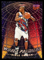 Vince Carter 1998-99 Ultra World Premiere #14 at PristineAuction.com