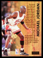 Michael Jordan 1993-94 Ultra Famous Nicknames #7 at PristineAuction.com