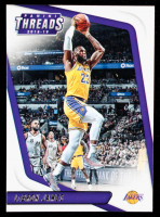 LeBron James 2018-19 Panini Threads #47 at PristineAuction.com