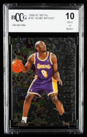 Kobe Bryant 1996-97 Metal #181 (BCCG 10) at PristineAuction.com