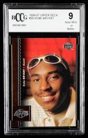 Kobe Bryant 1996-97 Upper Deck #58 RC (BCCG 9) at PristineAuction.com