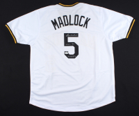 "Bill Madlock Signed Jersey Inscribed ""4x N.L. B.C."" & ""75, 76, 81, 83"" (JSA COA) (See Description) at PristineAuction.com"
