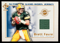 Brett Favre 2002 Private Stock Game Worn Jerseys #50 at PristineAuction.com
