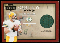 Brett Favre 2001 Playoff Honors Game Day Jerseys #GD20 at PristineAuction.com
