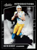 Justin Herbert 2020 Absolute Introductions #3 RC at PristineAuction.com