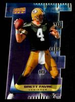 Brett Favre 1999 Stadium Club 3X3 Luminescent #T1A at PristineAuction.com