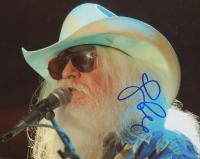 Leon Russell Signed 8x10 Photo (AutographCOA COA) at PristineAuction.com