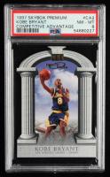 Kobe Bryant 1997-98 SkyBox Premium Competitive Advantage #CA2 (PSA 8) at PristineAuction.com