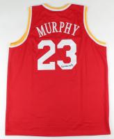 Calvin Murphy Signed Jersey (JSA COA) (See Description) at PristineAuction.com
