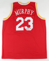 Calvin Murphy Signed Jersey (JSA COA) (See Description) at PristineAuction.com