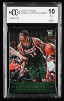 Giannis Antetokounmpo 2013-14 Panini #194 RC (BCCG 10) at PristineAuction.com