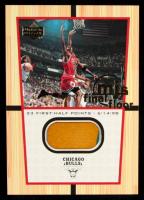 Michael Jordan 2000 Upper Deck Century Legends MJ Final Floor Jumbos #FF5 at PristineAuction.com