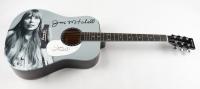 "Joni Mitchell Signed 40.5"" Acoustic Guitar (JSA COA) at PristineAuction.com"