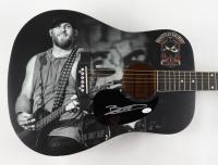 "Brantley Gilbert Signed 38"" Acoustic Guitar (JSA COA) at PristineAuction.com"