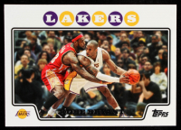 Kobe Bryant 2008-09 Topps #24 at PristineAuction.com